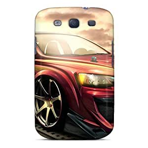 New Arrival Lancer Evo For Galaxy S3 Case Cover