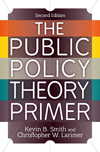 Download The Public Policy Theory Primer Pdf