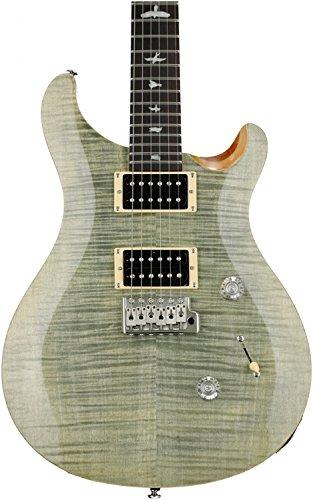 - PRS CM4TG2 SE Custom 24 Electric Guitar, Trampas Green