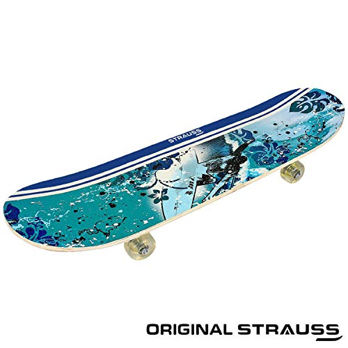 Strauss Bronx FT Skateboard (B01G79CTRO) Amazon Price History, Amazon Price Tracker