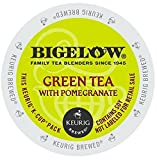 Bigelow Green Tea with Pomegranate, K-Cup Portion Pack for Keurig Brewers, 24-Count