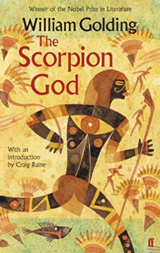 book cover of The Scorpion God