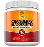 Cranberry-Treats-for-Dogs-Urinary-Tract-Bladder-Pet-Food-Supplement-Antioxidant-Anti-Inflammatory-for-UTI-Support-D-Mannose-Organic-Marshmallow-Licorice