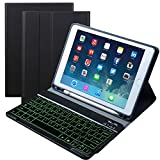 Best  - Eoso 7 Color Backlit Keyboard case for New Review
