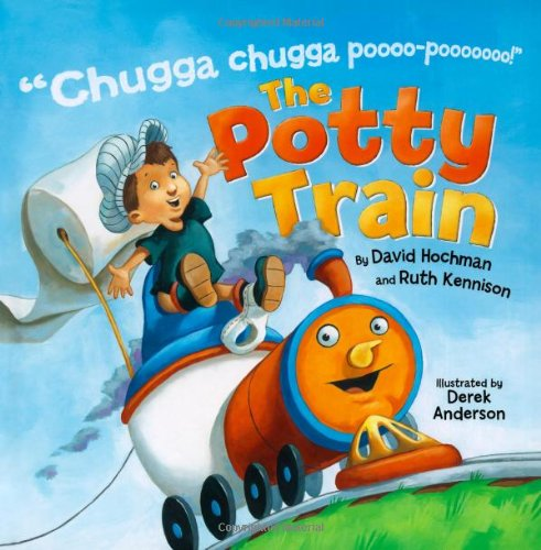 The Potty Train (Training Child Charts Bible)