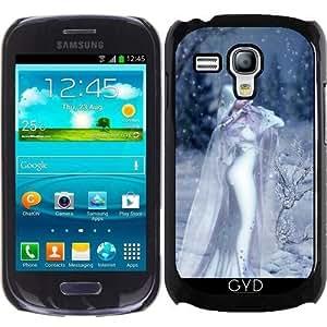 Funda para Samsung Galaxy S3 Mini (GT-I8190) - Light7 Hadas by Illu-Pic.-A.T.Art