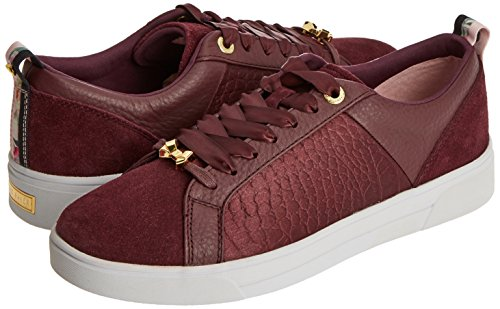purple Ted Baker Basses Femme Kulei Violet Sneakers qzqY7H