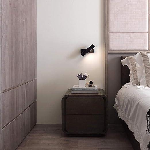 Design Pareti Camera Da Letto.Makeups1 Lampada Da Parete A Led In Metallo Di Lusso Design