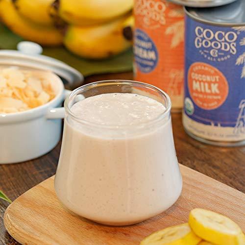 Coconut Milk Lite/Light/Low-fat 13.5 fl. oz - Gluten-free, Non-GMO, Vegan, & Dairy-free