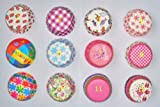100pcs/lot Paper Cake Cup Liners Baking Cup Muffin Cases Cake.
