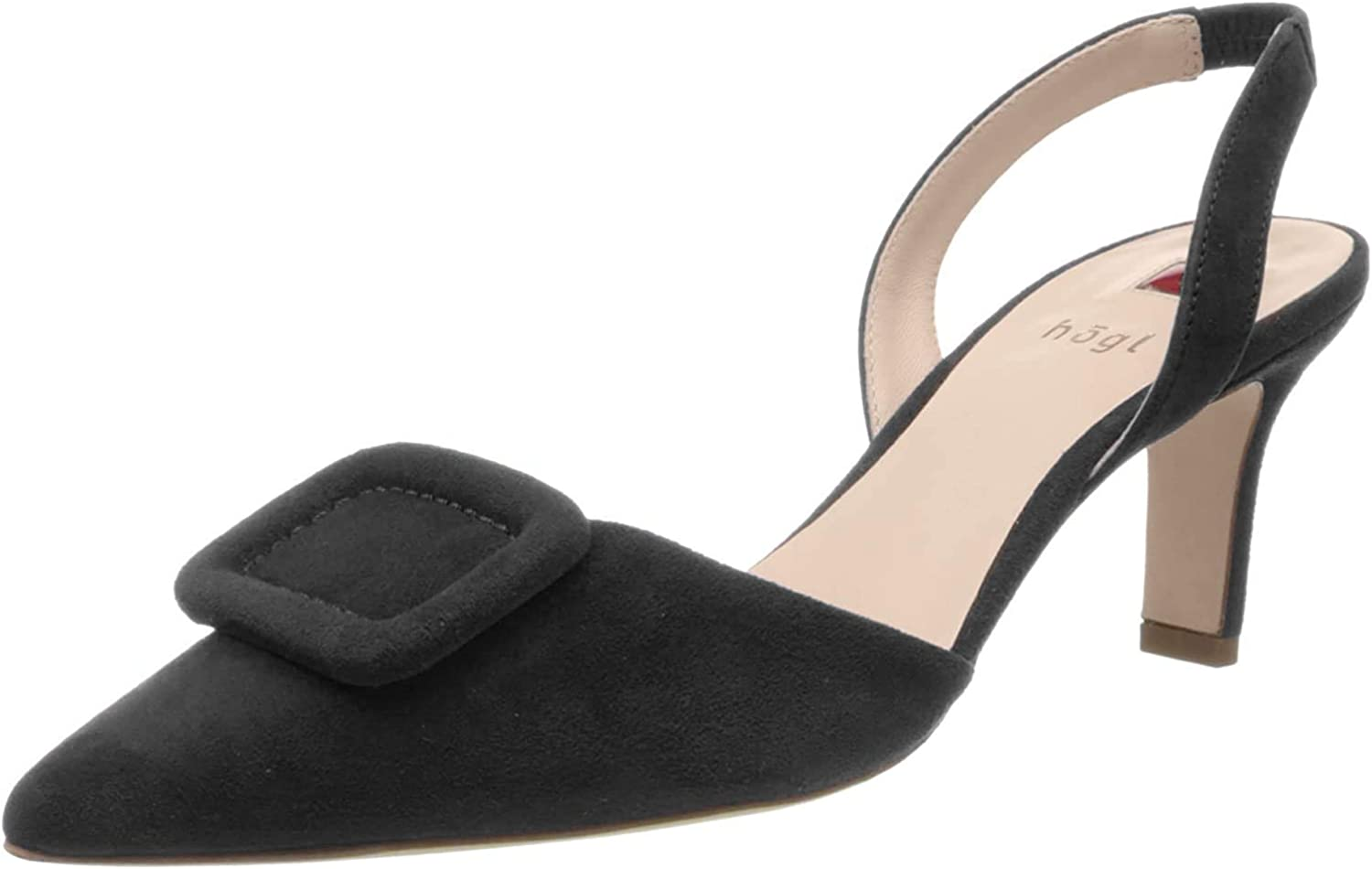 H/ÖGL Womens Mia Sling Back Pumps