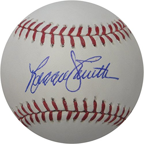 Reggie Smith Hand Signed Autographed Major League Baseball LA Dodgers Plus (Smith Signed Ball)