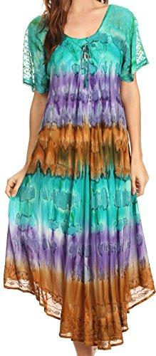Gypsy Style Dress - 4