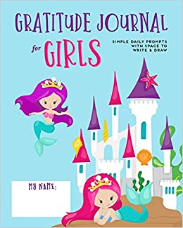 gratitude journal 110 pages and softcover