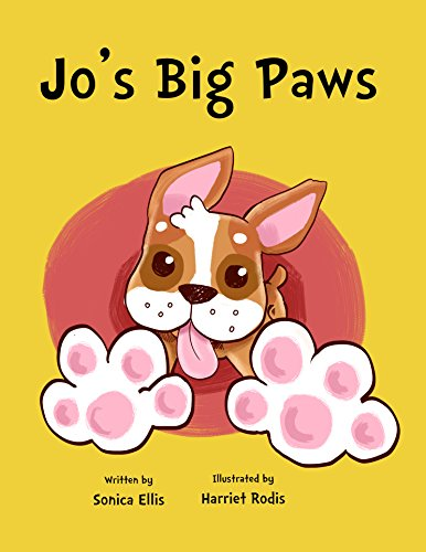 Jo's Big Paws: 2nd Edition by [Ellis, Sonica]