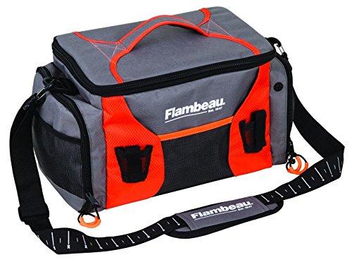 - Flambeau Outdoor R30D Ritual Series Duffle Soft Tackle System, Medium