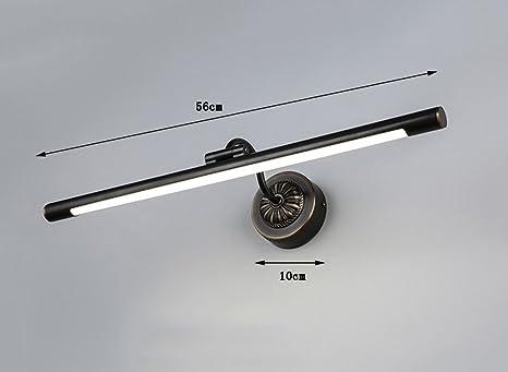 Be Pure Spiegel : Aglia uk europäischen retro stil led acryl lampenschirm pure kupfer