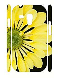 Cool Custom Funky Floral Dust Protection Phone Case for Samsung Galaxy S3 Mini I8200