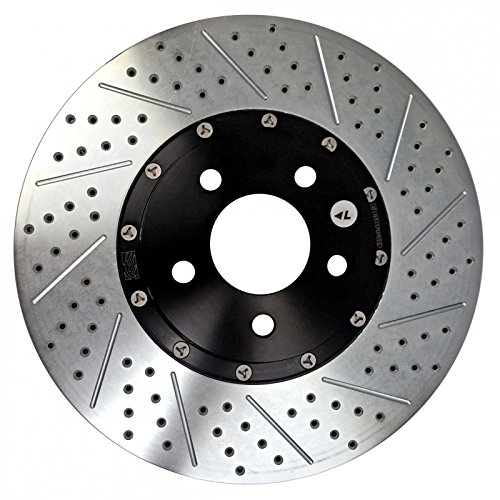 Eradispeed Brake Rotors (BAER BRAKES 2261041-BKCZ Brake Rotor (14