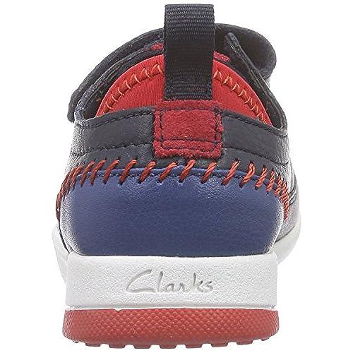 3bb35712557 Outlet Clarks Kids Tri Scotty Inf - Zapatilla Baja Niños - www ...