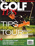 img - for Golf Tips, July 2008 Issue book / textbook / text book
