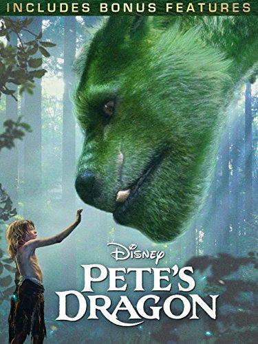 (Pete's Dragon (2016) (With Bonus Content))