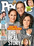 People Magazine. Celebrity News Print Magazine (10/15 Issue)