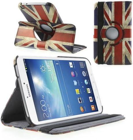 Tablet-funda/funda jbTec Samsung Galaxy Tab 3 8.0 A/SM-T311, LTE/SM-T315, WiFi/SM-T310 - Union Jack (Inglaterra bandera/UK-abasonic) - Case, carcasa, funda: Amazon.es: Electrónica