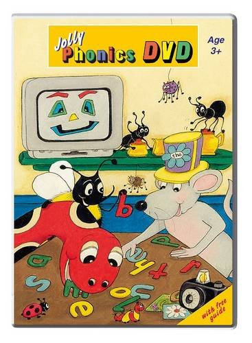 Jolly Phonics DVD (in Precursive - Letters Jolly