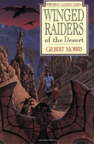 (Winged Raiders of the Desert (Seven Sleepers Series #5))