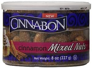Cinnabon Mixed Nut Enviro Tub, 8 Ounce