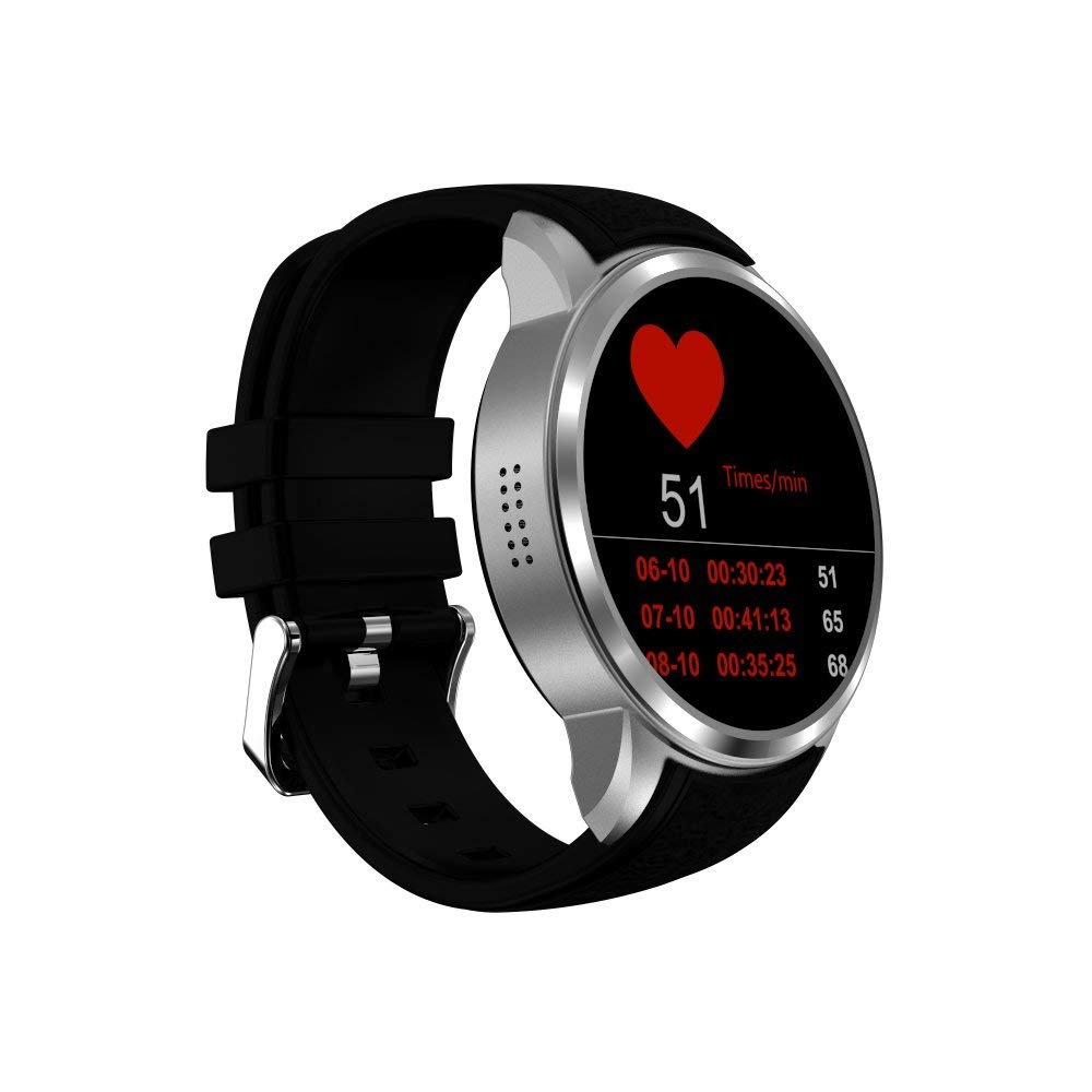 Sanniya X200 Smart Watch 1 GB + 16 GB Geschäft Android5.1 Pulsmesser IP67 Leben Wasserdichte Unterstützung 3G Wifi GPS Nano-SIM-Karte
