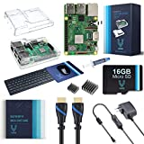 Vilros Raspberry Pi 3 Model B+ Complete Starter Kit with Keyboard and Mouse