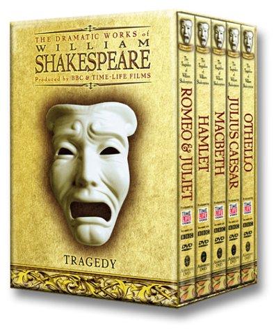 BBC Shakespeare Tragedies DVD Giftbox by PBS
