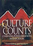 img - for Culture Counts: Changing Power Relations in Education book / textbook / text book