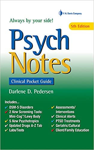 Psych notes clinical pocket guide kindle edition by darlene d psych notes clinical pocket guide kindle edition by darlene d pedersen professional technical kindle ebooks amazon fandeluxe Gallery