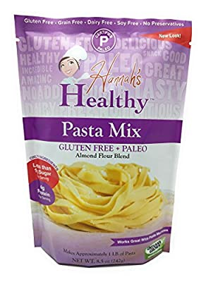 Hannah's Healthy Paleo, Gluten Free Pasta Mix