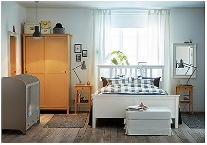 Ikea 6202.52926.222 - Marco de Cama (tamaño Completo, Mancha ...