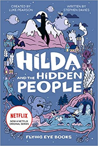 Amazon com: Hilda and the Hidden People: Netflix Original