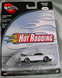 Hot Wheels 100% Popular Hot Rodding Series Chysler '69 AMX 4/4 WHITE