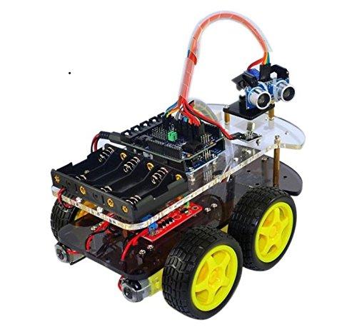 4wd robot smart car - 9