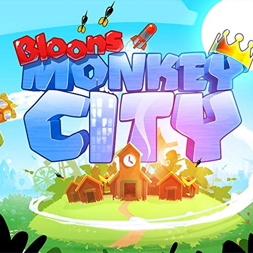 Bloons Monkey City (Video Game Soundtrack)]()