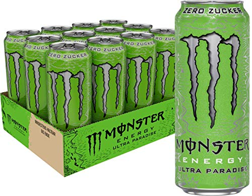 Monster Energy Ultra Paradise, 12er Pack (12 x 500 ml)
