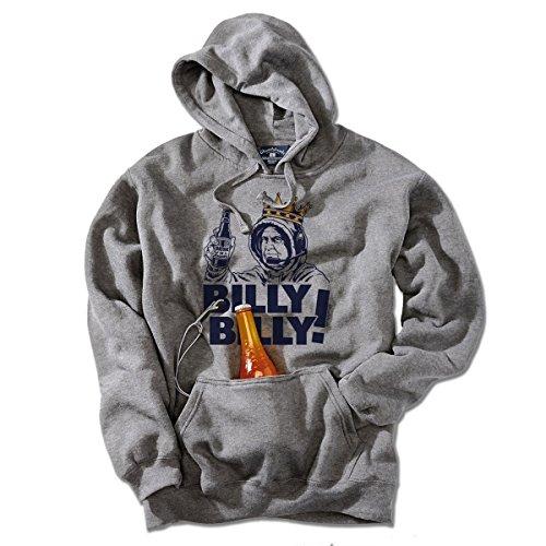 (Billy Billy! Tailgater Hoodie by Chowdaheadz - 3XL)