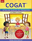 COGAT Test Prep Grade 3 Level 9: Gifted and