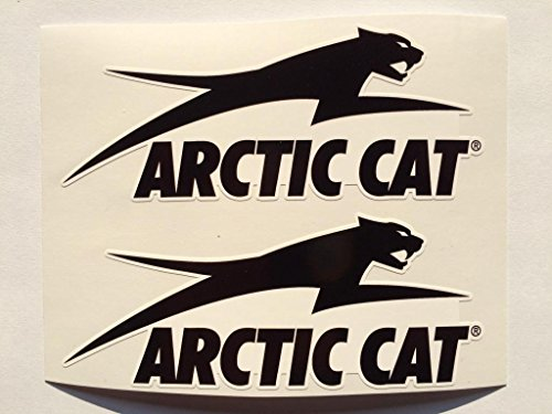 2 Arctic Cat Big Cat Die Cut ()