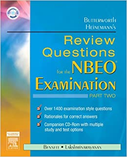 Free Butterworth Heinemann's Review Questions For The NBEO
