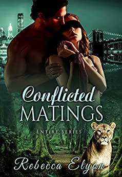 Conflicted Matings Entire Rebecca Elyon ebook product image