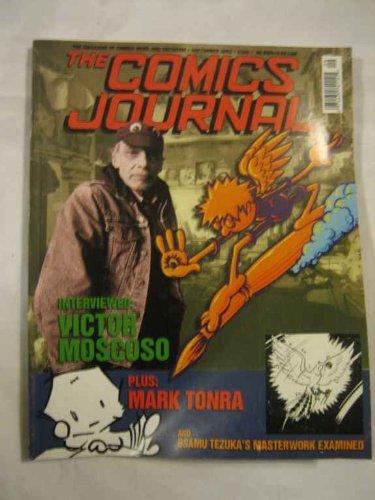 Download The Comics Journal #246 Sep. 2002 Victor Moscoso Osamu Tezuka's Phoenix Rick Griffith pdf epub
