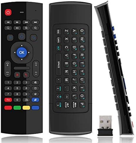Calvas H20 Mini Wireless Game Keyboard Backlight Touchpad Air mouse IR Remote control For Andorid BOX Smart TV Windows PK Xiaomi